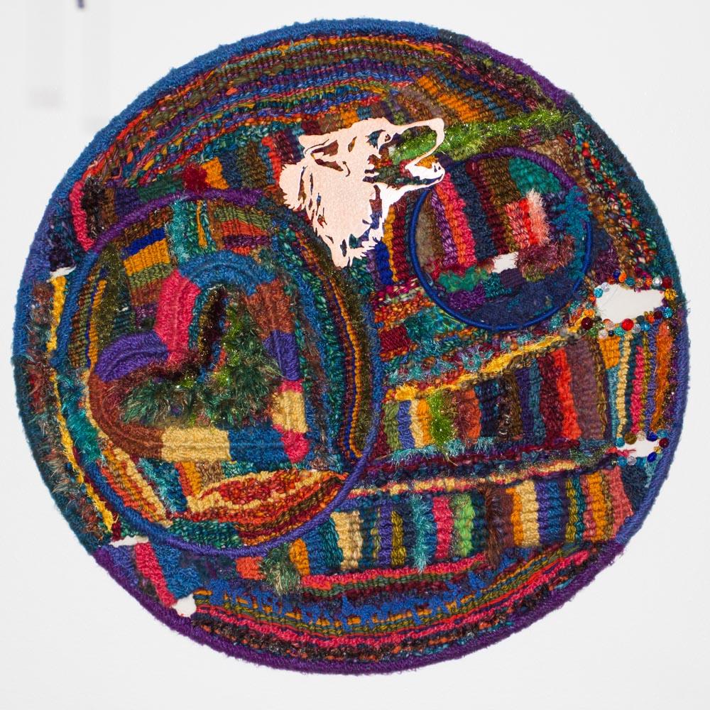 Artist-Bill-Holloway-Fiber-Art-Hoop-Weaving_Heart-of-Life