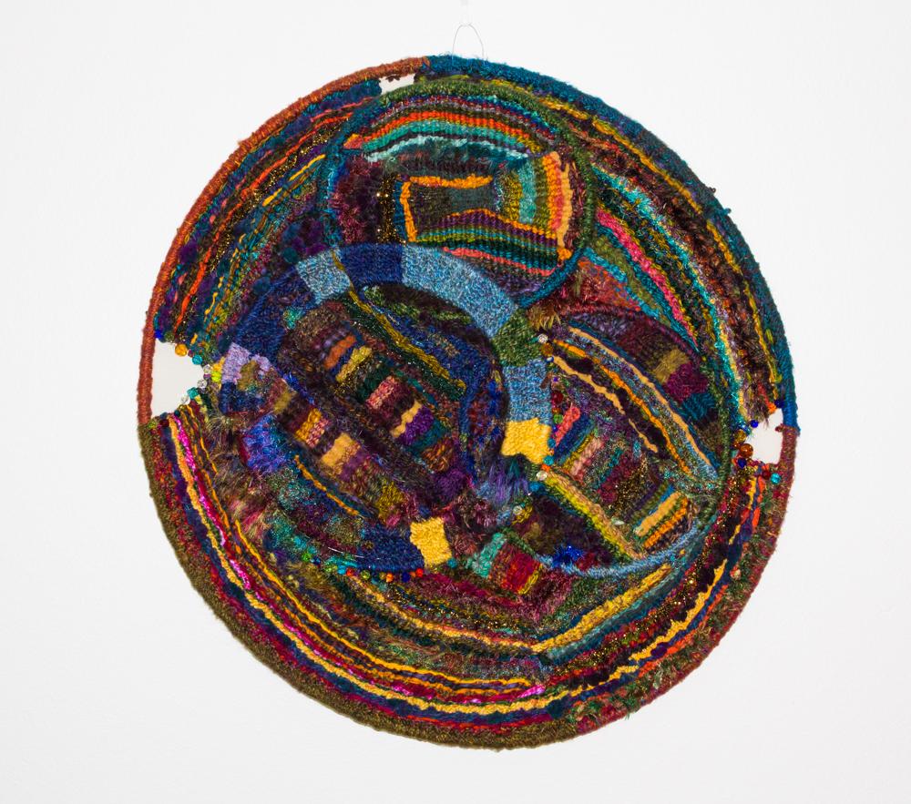 Little-Mouse-36-Inch-Hoop-Weaving-Fiber-Art-Artist-Bill-Holloway